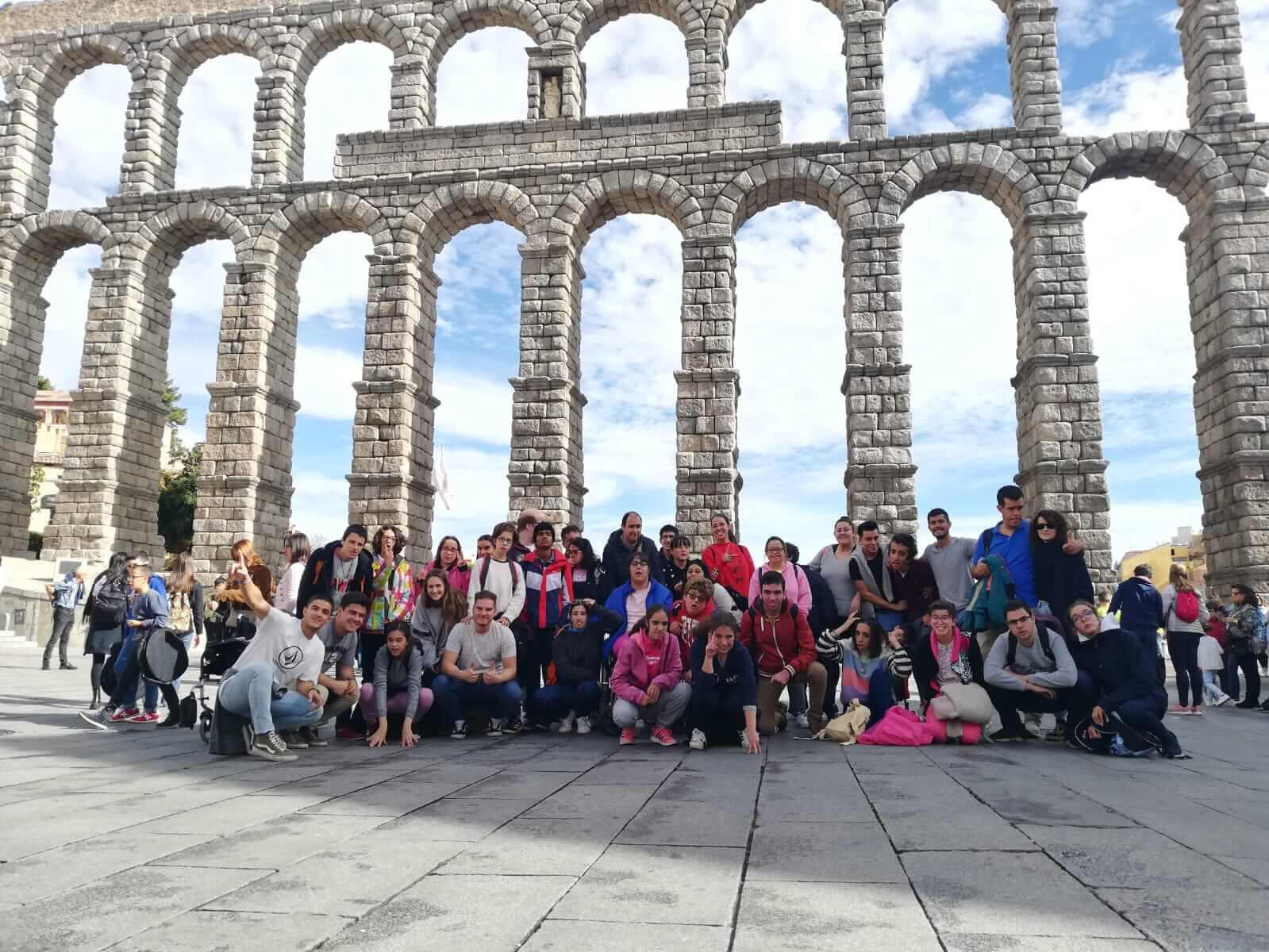fin de semana de la convivencia de Segovia